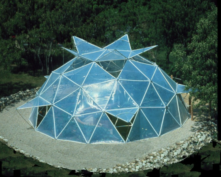Buckminster Fuller Designed A House In The 1920s That