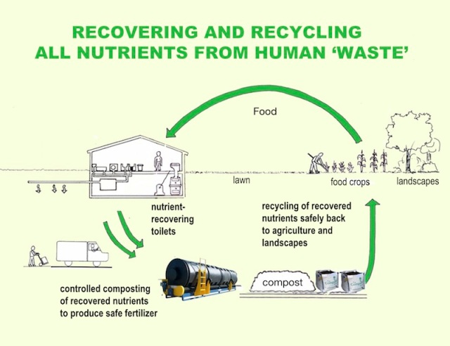 Recovery & Recycling food-ET-compost-food cycle
