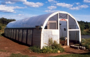 Compost Greenhouse